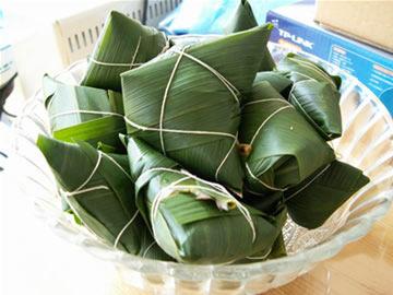 黄糯米包粽子性价比 包粽子的竹叶质量好推荐