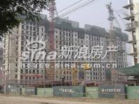 北京华侨城 实景图 工程进度实景4