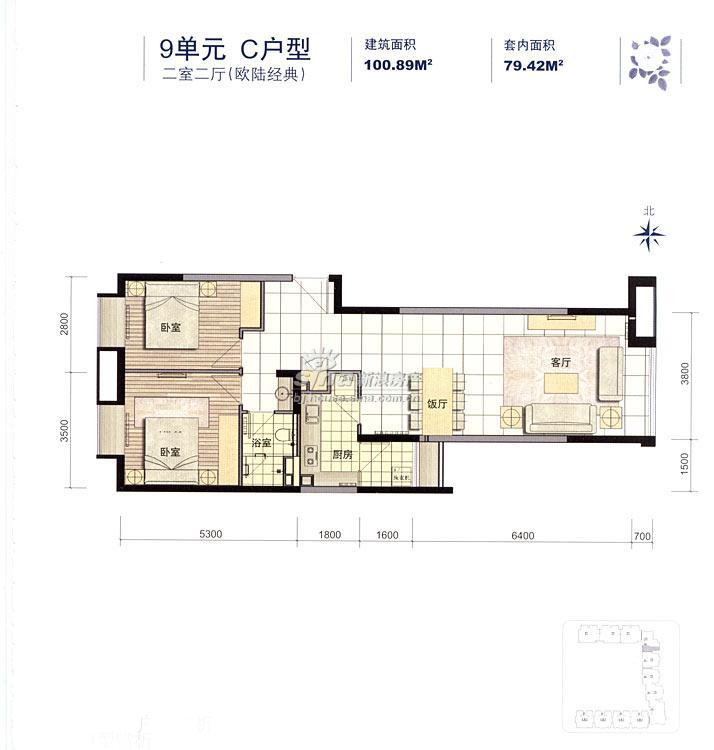 农村普通房屋设计图内部展示