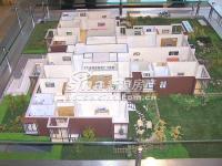 百旺茉莉园 实景图 户型模型