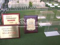 新龙城 实景图 荣誉证书