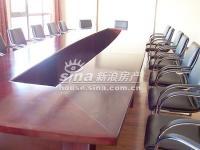 珠江御景 实景图 会馆会议室