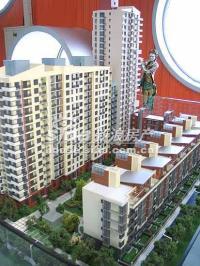 沿海・赛洛城 实景图 赛洛城模型