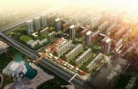 北京华侨城 规划图 鸟瞰效果图