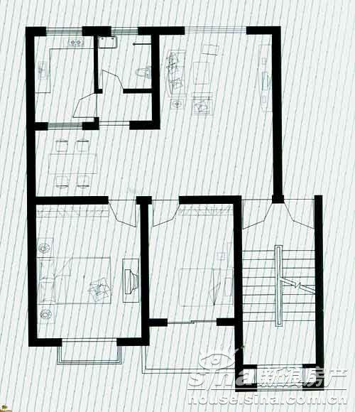 楼层平面图