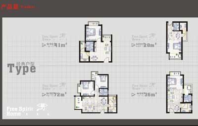 别墅底层平面图设计图展示