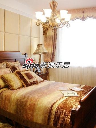 客厅软间卧室图片