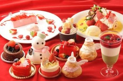 在自由之丘甜品森林享受甜美圣诞(组图)-2图片