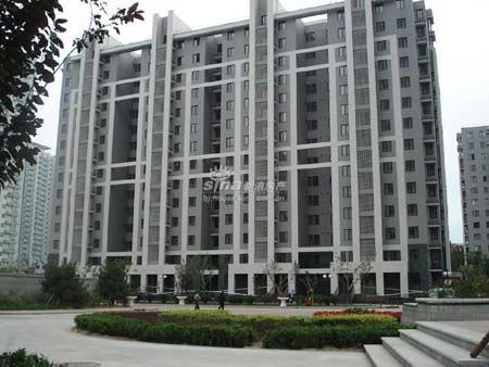 图纸2008一栋住宅楼v图纸均价13000元(图)尺寸客厅隔断公园图片