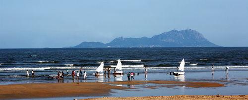 中国北方第一高岛——灵山岛
