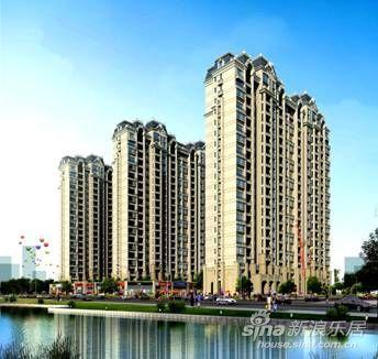 无锡碧桂园法式风情高层洋房图片