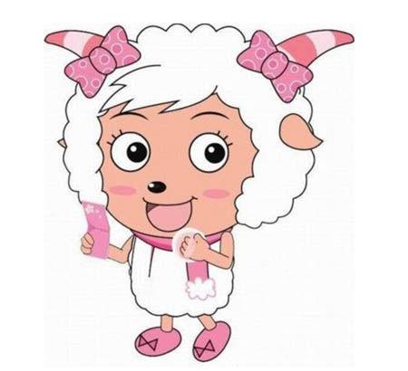 美羊羊头像-羊村居民选楼盘之合庆东紫园