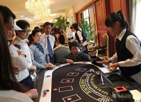 京津新城拉斯维加斯赌城日体验另类黄金周