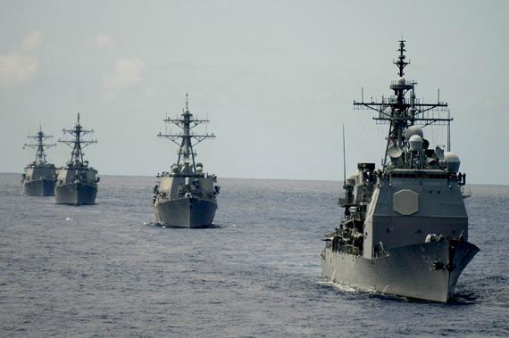 美国海军作战部长称战舰年均建造数量必须增加