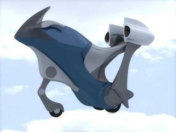 自由骑士个人飞行器