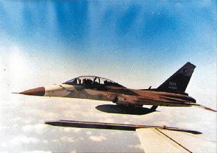"""编号1615的台空军""""经国号""""双座战机20日在澎湖外海发生训练意外失踪,目前仍在搜救中。"""