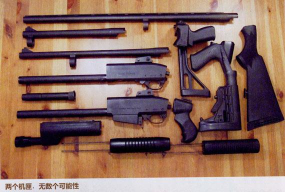 两个机匣,无数个可能