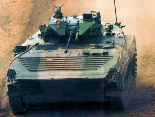 Chinese Type 86 infantry fighting improved vehicles 