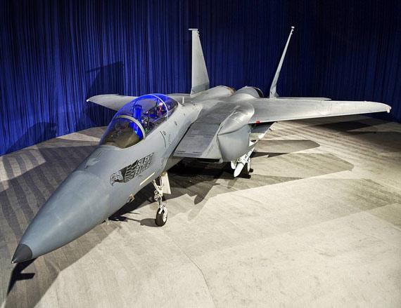 """波音公司推出的F-15SE""""沉默鹰""""(SilentEagle)项目"""