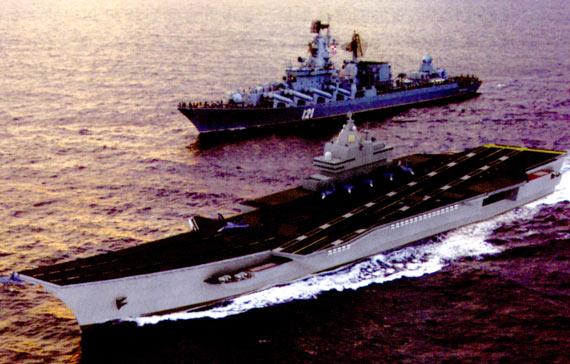 俄海军未来航母方案