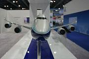 2009亚洲航展波音公司展台