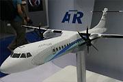 2009亚洲航展EADS公司展台