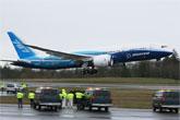 波音787梦想客机成功首飞