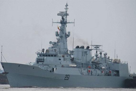 印度中将称巴海军欲购中国潜艇破解印海上封锁!!