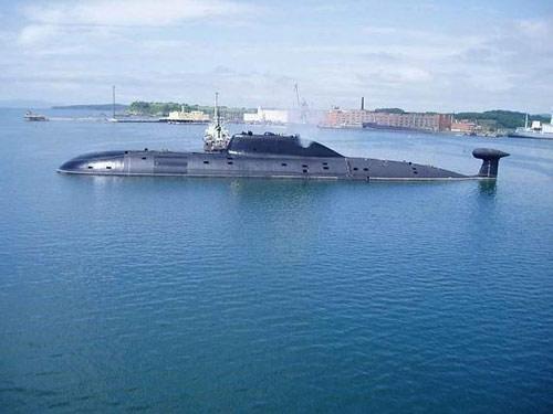 俄国防部拒绝证实将猎豹号核潜艇租与印度!!