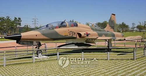 韩国空军F-5战机