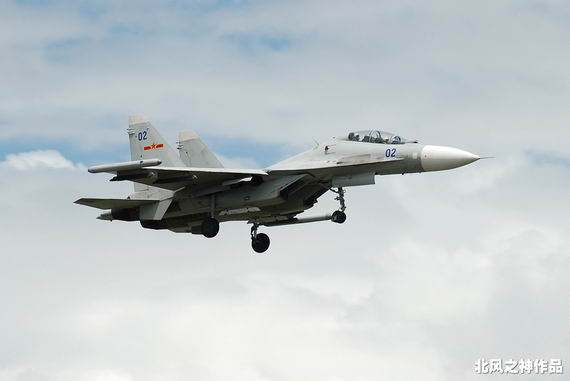data for: People's Liberation Army Naval Air Force Su-30MKK2 fighters patrolling the South China Sea 。