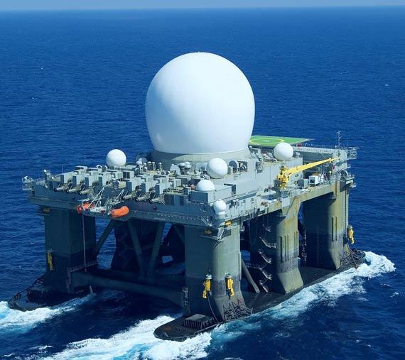 文章称目前只有一家美国公司已经成功制造出了这种X波段远程雷达