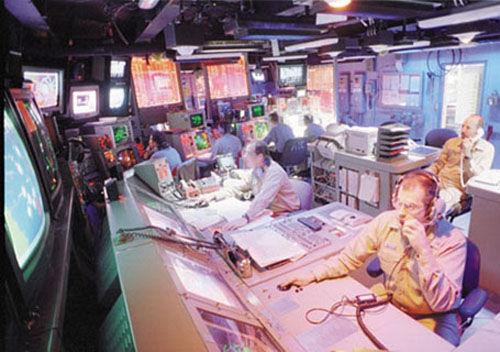 资料图:美军网络化作战指挥系统