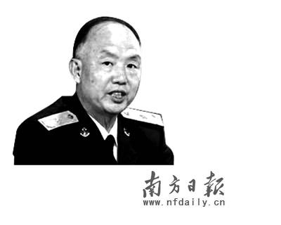 杨毅将军。