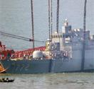 韩国确认朝鲜击沉天安舰