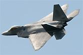 F-22大角度盘旋