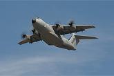 空客A400M与A380展示机动性
