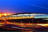 首都机场3号航站楼夜景