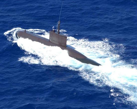 韩军事专家称战时可用小型潜艇攻击中国航母