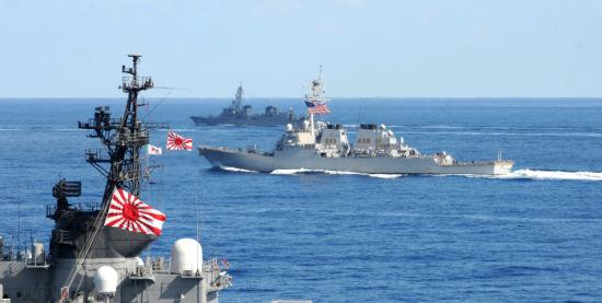 亞太成美國武器最大客戶 借口中國威脅推銷武器(圖)