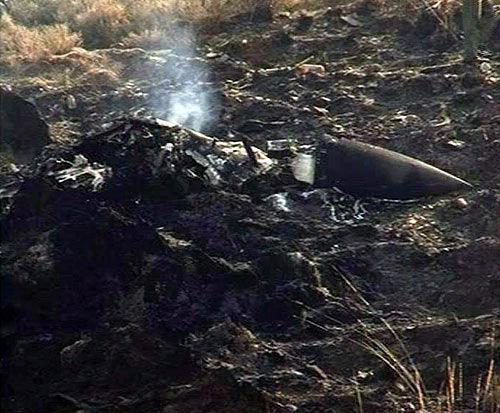 巴空军一架飞机在14日的训练任务中由于技术故障坠毁。