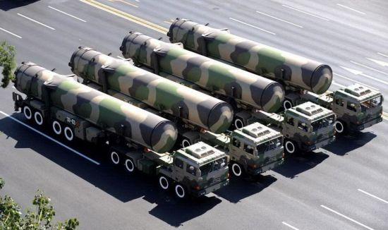 美国学者认为中国可能拥有超过3000枚核弹