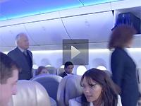 波音747-8-飞机飞行体验