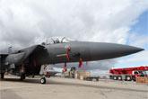 美军F-15E攻击鹰重型战斗机