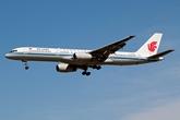 国航波音757客机