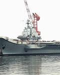 英国媒体:瓦良格航母可能成中国崛起转折点