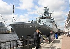 德国海军F260导弹护卫舰