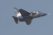 意大利M346高级教练机航展前飞行预演