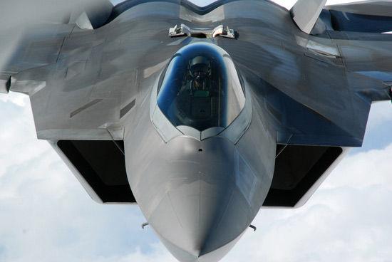 空军部队是美军未来加强的重点之一