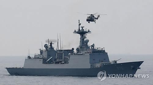 韩国李舜臣级驱逐舰